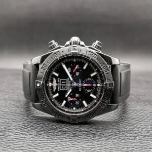 Breitling BlackBird Blacksteel Limited Edition