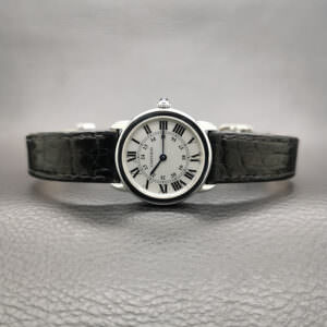 Cartier Ronde Solo Quartz 29.5 mm Ladies Watch