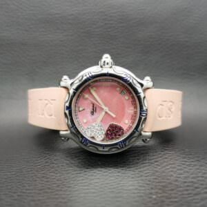 Chopard Happy Sport Quartz Love Diamonds 38 mm Ladies Watch