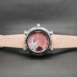 Chopard Happy Sport Quartz Love Diamonds 38 mm Ladies Watch