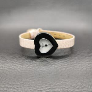 Chopard Love MOP Dial Quartz White Gold 22 mm Ladies Watch