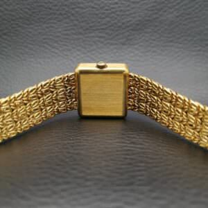 Omega De Ville 18ct Gold Bracelet Manual Winding