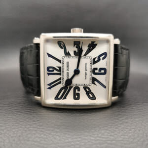 Roger Dubuis Golden Square White Gold 43 mm