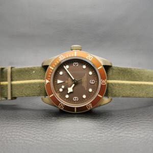 Tudor Black Bay Bronze 43 mm